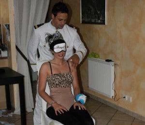 Striptease à domicile Nice - Alpes-Maritimes