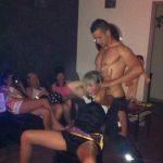 Striptease anniversaire fille Alpes-Maritimes