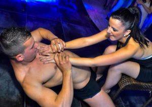 Show striptease Alpes-Maritimes