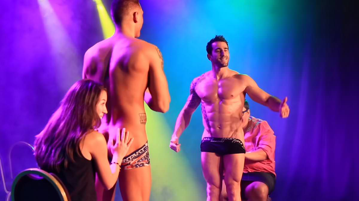 Chippendales Alpes-Maritimes