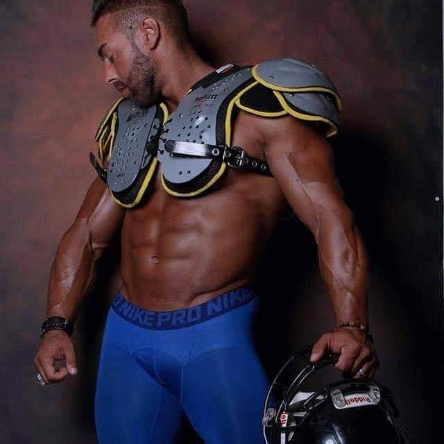 Footballeur Sexy
